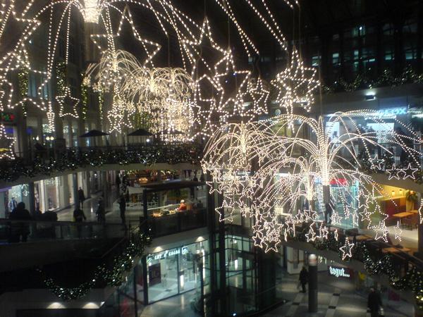 Weihnachten. Рождество в Германии
